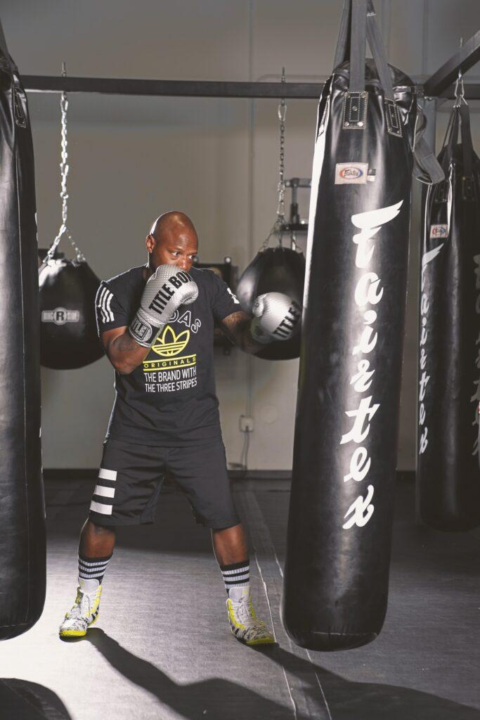 boxing trainer houston