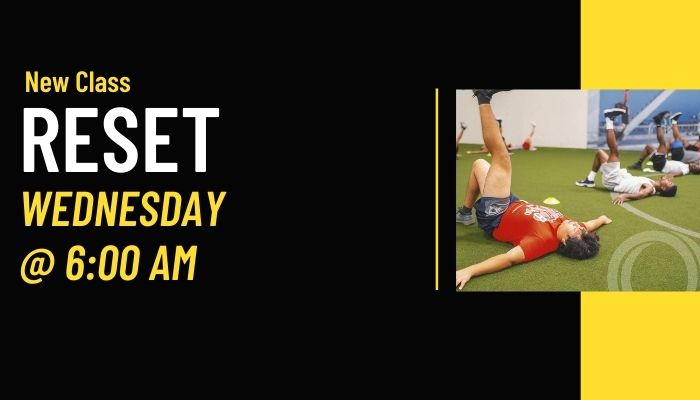 O Athletik New Group Recovery Class