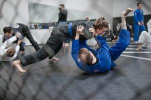 O Athletik Brazilian Jiu Jitsu Seminar
