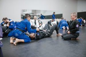 O Athletik Brazilian Jiu Jitsu