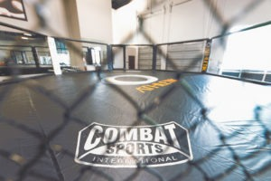MMA Gym Houston