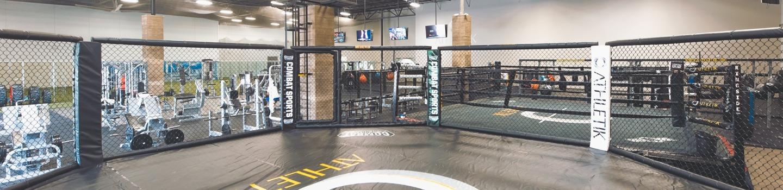 MMA Gym Houston | Mixed Martial Arts Training | OAthletik