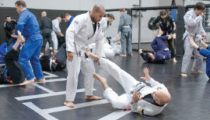 hip escape bjj