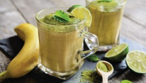 Matcha Smoothie Recipes