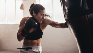 learn kickboxing at O Athletik