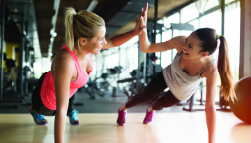 Exercising in a Gym: Psychological and Social Benefits