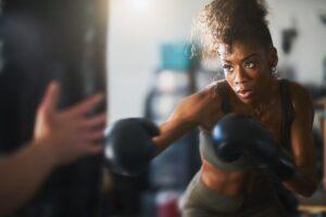 boxing cardio class