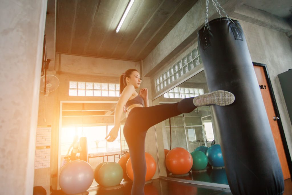Improve Your Kickboxing