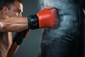 improve boxing fast